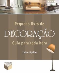 Pequeno livro de decoração Book Cover