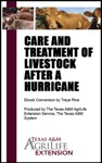 Care And Treatment Of Livestock After A Hurricane