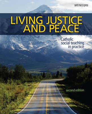 Living Justice and Peace, Second Edition - Jerry Windley-Daoust