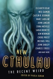 New Cthulhu: The Recent Weird PDF Download