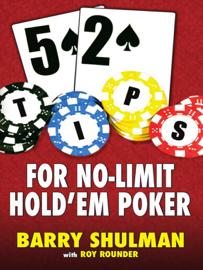 52 Tips for No-Limit Hold'em Poker book