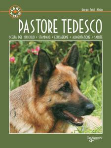 Pastore tedesco Libro Cover