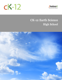 CK-12 Earth Science for High School book