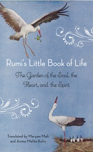 Rumi's Little Book of Life Book Cover