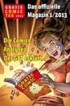 Gratis Comic Tag Magazin 12013