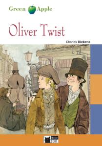 Oliver Twist Copertina del libro
