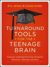 Turnaround Tools for the Teenage Brain book