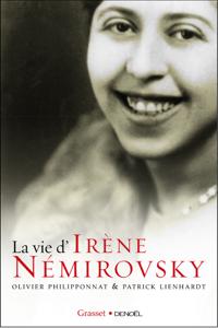 La vie d'Irène Nemirovsky La couverture du livre martien