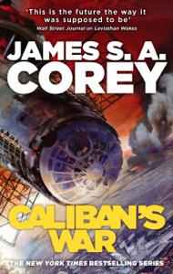 Caliban's War Copertina del libro