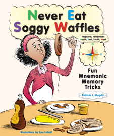 Never Eat Soggy Waffles book