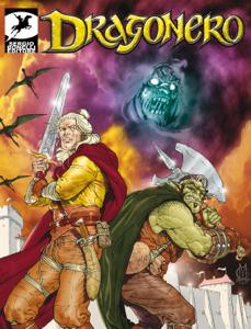 Dragonero Libro Cover