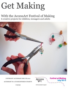 6 Creative Making Projects for Children, Teenagers and Adults Book Review