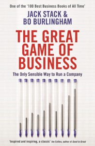The Great Game of Business Boekomslag