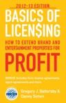 Basics Of Licensing 2012 - 13