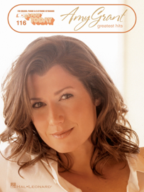 Amy Grant - Greatest Hits (Songbook) book