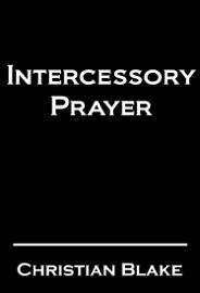 Intercessory Prayer book