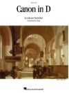 Canon In D - Piano Or Organ Solo Sheet Music