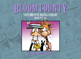 Bloom County - The Complete Digital Library, Vol. 5: 1985