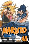 Naruto, Vol. 40