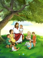 Holy Stories. Life of Jesus