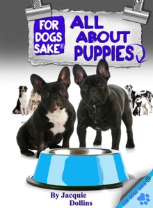 All About French Bulldog Puppies Book Cover