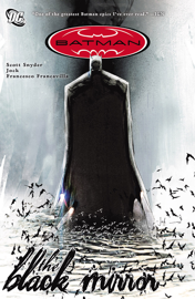 Batman: The Black Mirror book