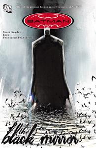 Batman: The Black Mirror Copertina del libro