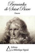 Oeuvres de Bernardin de Saint-Pierre