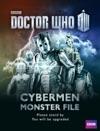 Doctor Who Cybermen Monster File