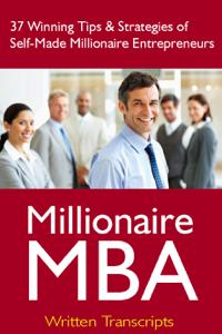 37 Winning Tips & Strategies of Self-Made Millionaire Entrepreneurs Book Review