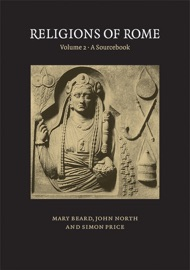 Religions of Rome: Volume 2, A Sourcebook PDF Download