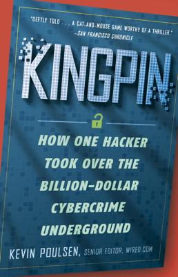 Kingpin - Kevin Poulsen book