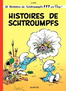 Les Schtroumpfs - tome 08 - Histoires de Schtroumpfs Couverture de livre