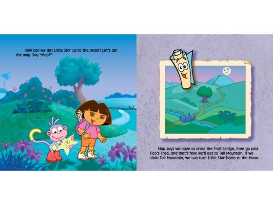 Little Star (Dora the Explorer) on Apple Books on