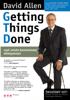 David Allen - Getting Things Done, czyli sztuka bezstresowej efektywności artwork