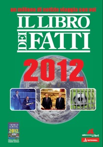 Il libro dei fatti 2012 Book Cover