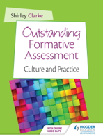Shirley Clarke - Outstanding Formative Assessment: Culture and Practice artwork