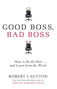 Good Boss, Bad Boss Libro Cover