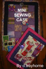 Mini Sewing Case book