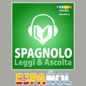 Spagnolo   Leggi & Ascolta   Frasario, Tutto audio (55004) Libro Cover