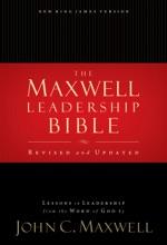 NKJV, Maxwell Leadership Bible