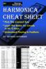 George Goodman - George Goodman's Harmonica Cheat Sheet  artwork
