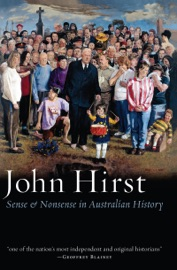 DOWNLOAD OF SENSE AND NONSENSE IN AUSTRALIAN HISTORY PDF EBOOK