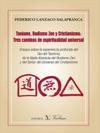 Taosmo Budismo Zen Y Cristianismo Tres Caminos De Espiritualidad Universal