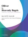 Olliver V Heavenly Bagels