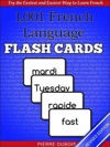 1001 French Language Flash Cards