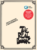 The Real Book with Backing Tracks (Songbook) Book Cover