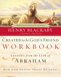 Created to Be God's Friend Workbook PDF Download