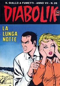 DIABOLIK (128) Libro Cover