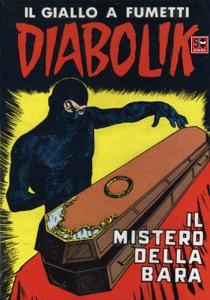 DIABOLIK #47 Book Cover